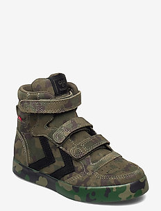 STADIL CAMO JR - high tops - camouflage