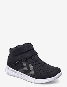 CROSSLITE MID TEX JR - sneakers - black