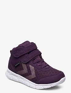 CROSSLITE MID TEX JR - high tops - blackberry wine