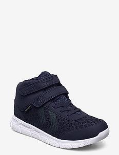 CROSSLITE MID TEX JR - sneakers - black iris