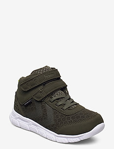 CROSSLITE MID TEX JR - sneakers - olive night
