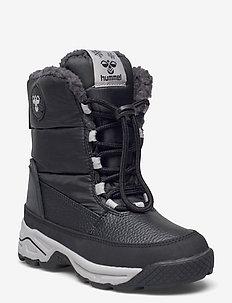 SNOW BOOT LOW JR - sportshoenen - black