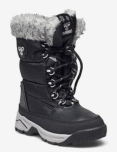 SNOW BOOT HIGH JR - sportssko - black