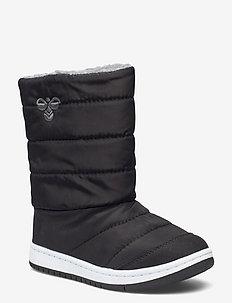 PUFFER BOOT JR - sportssko - black