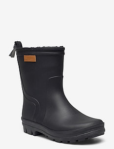 THERMO BOOT JR - rubberboots - black