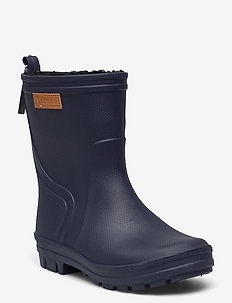 THERMO BOOT JR - rubberboots - black iris