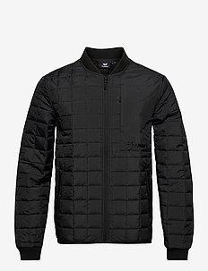 hmlLUKE JACKET - veste sport - black