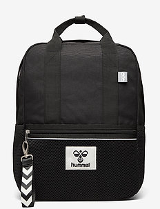 hmlFUNK BACK PACK - sacs a dos - black