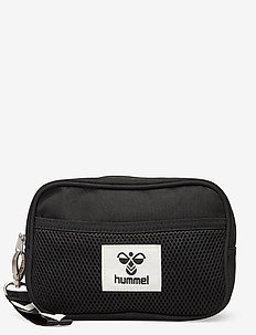 hmlDISCO BUM BAG - małe torby - black