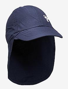 hmlBREEZE CAP - kapelusz przeciwsłoneczny - black iris