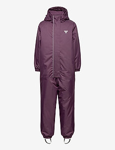 hmlSOUL SNOWSUIT - snowsuit - blackberry wine