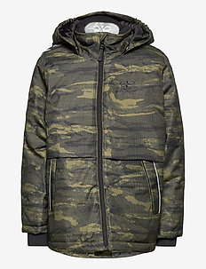 hmlCOSMO JACKET - thermojacke - olive night