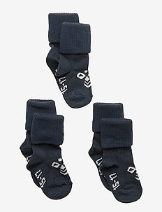SORA 3-PACK SOCK - chaussettes - blue nights