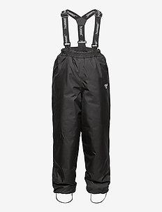 hmlSTORM SNOWPANTS - winter trousers - black