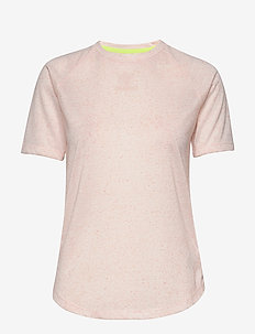 hmlMABEL T-SHIRT S/S - t-shirty - cloud pink