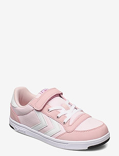 STADIL RIPSTOP LOW JR. - baskets basses - silver pink