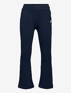 hmlEMMA PANTS - trousers - black iris