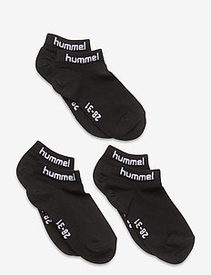 hmlTORNO 3-PACK SOCK - chaussettes - black