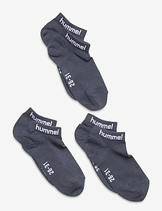 hmlTORNO 3-PACK SOCK - chaussettes - blue nights