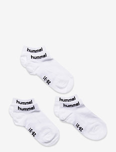 hmlTORNO 3-PACK SOCK - chaussettes - white