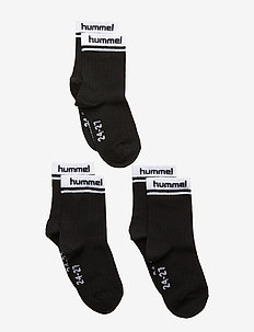 hmlCONI 3-PACK SOCK - chaussettes - black