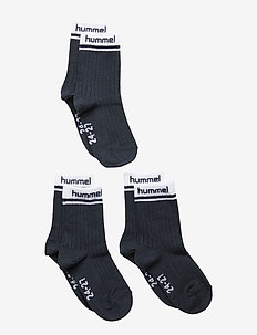 hmlCONI 3-PACK SOCK - socks - blue nights
