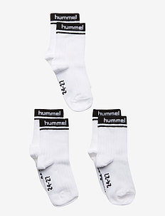 hmlCONI 3-PACK SOCK - chaussettes - white
