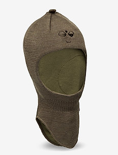 hmlHEAT HELMET - balaclava - olive night