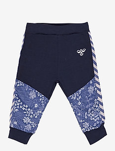 hmlGRO PANTS - sports bottoms - marlin