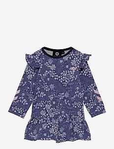 hmlRIO DRESS L/S - dresses - marlin