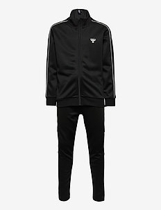 hmlNAT TRACKSUIT - trainingsanzug - black