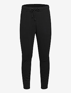 hmlISAM TAPERED PANTS - hosen - black