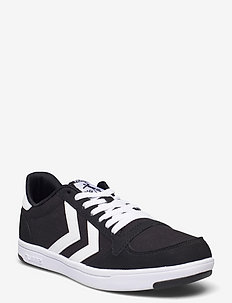 STADIL LIGHT CANVAS - lave sneakers - black