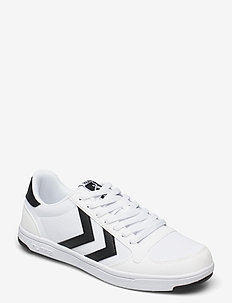 STADIL LIGHT CANVAS - lave sneakers - white