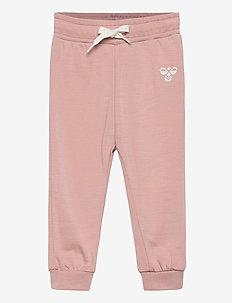 hmlDALLAS PANTS - trousers - misty rose