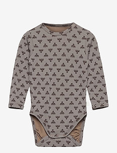 hmlBAMBO BODY - manches longues - pine brown