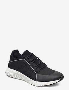COMBAT BREAKER - låga sneakers - black