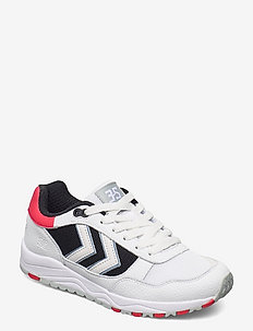 3S SPORT LEATHER - low tops - white