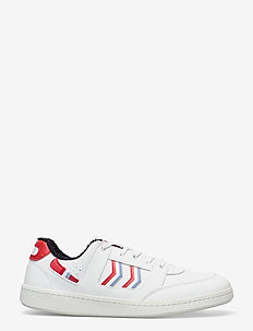SEOUL VEGAN ARCHIVE - laag sneakers - white/fiery red