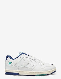 POWER PLAY VEGAN ARCHIVE - laag sneakers - white/blue/green