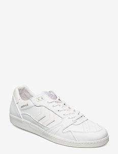 HB TEAM VEGAN ARCHIVE - laag sneakers - white