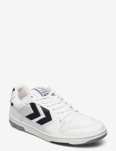 POWER PLAY VEGAN ARCHIVE - lave sneakers - white/anthracite