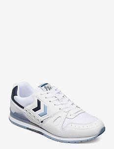 MARATHONA VEGAN ARCHIVE - lave sneakers - black/white