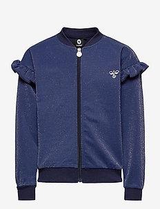 hmlEILEEN ZIP JACKET - bomber jackets - black iris