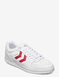 HB TEAM - låga sneakers - true red
