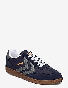 VM78 CPH NYLON - laag sneakers - dress blue