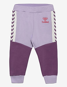 hmlVIOLA PANTS - sweatpants - pastel lilac