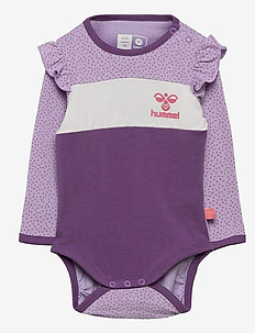 hmlVERA BODY L/S - manches longues - chinese violet
