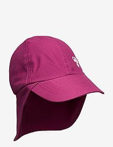 hmlBREEZE CAP - hats - purple potion