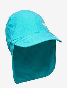 hmlBREEZE CAP - hats - scuba blue